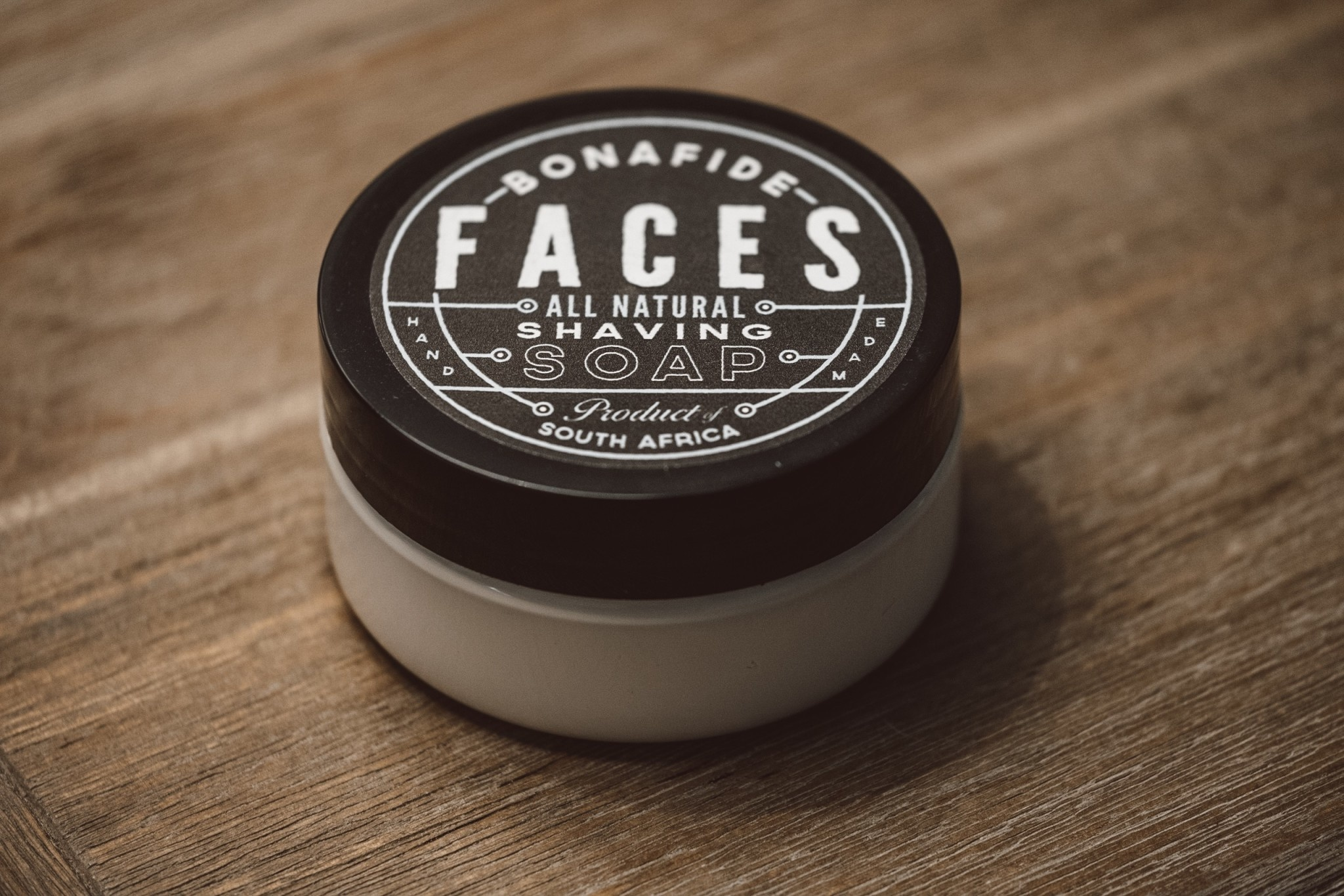 Bonafide Beards Handcrafted Shaving Soap