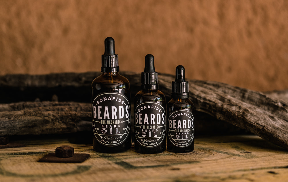 Bonafide Beards Beard Oil