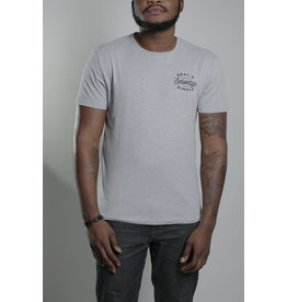 Real + Simple Selvage Grey Tee