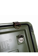 Rogue Ice Coolers 45L Ice Cooler with Canvas seat cover & Leather fittings