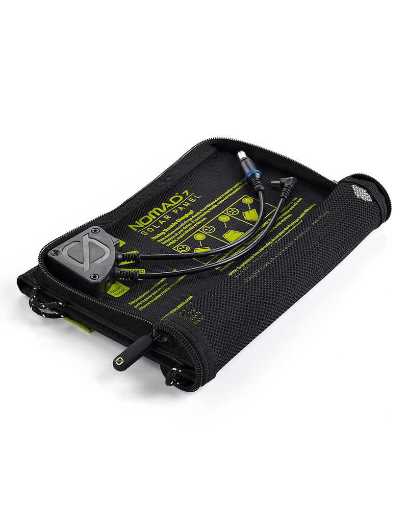 Goal Zero Venture 30 Power Bank + Nomad 7 Solar Kit