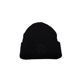 Artex Knit Watch Cap Black