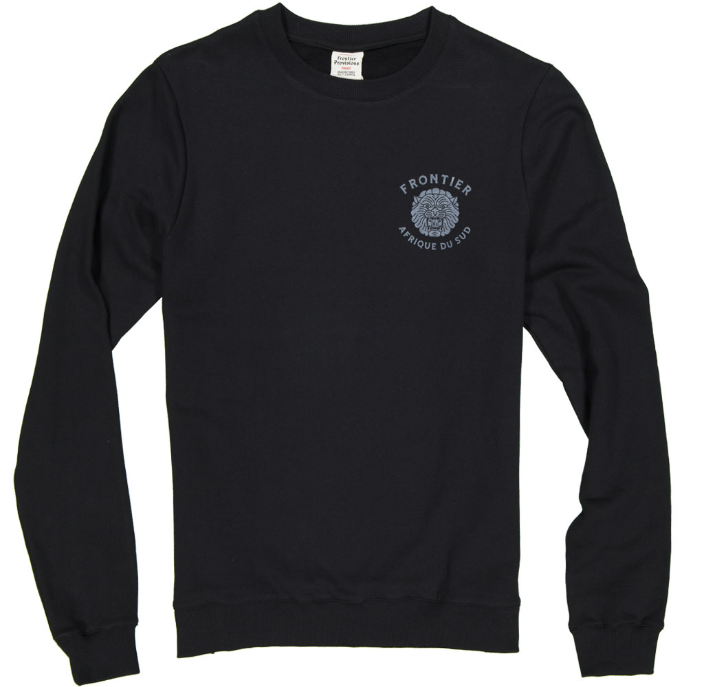 Frontier Provisions LION MASK MEN'S SWEATERS