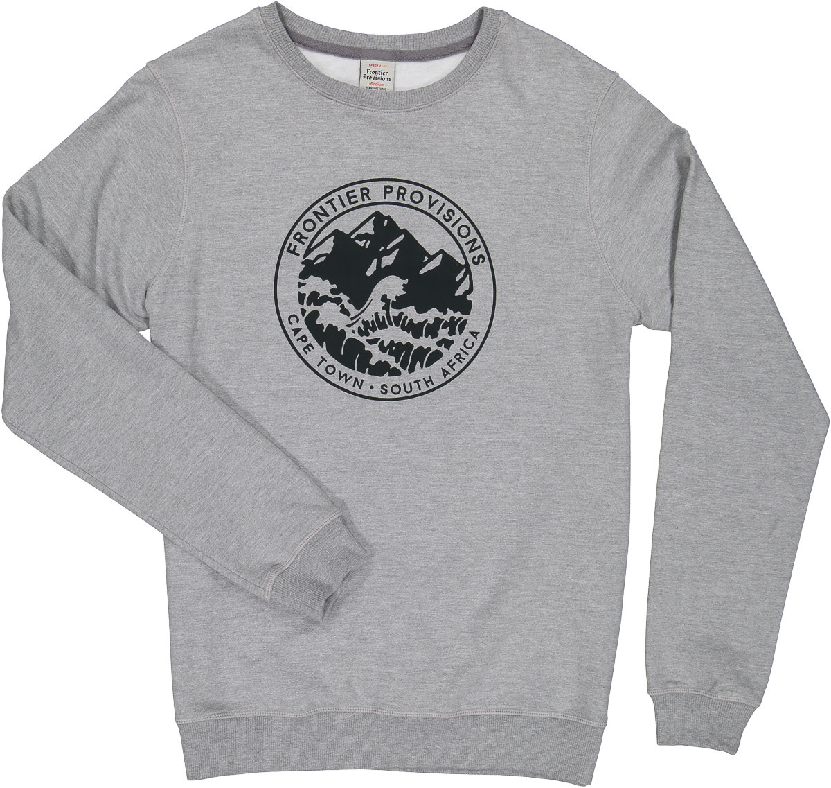 Frontier Provisions MOUNTAIN TO SEA MEN'S SWEATERS