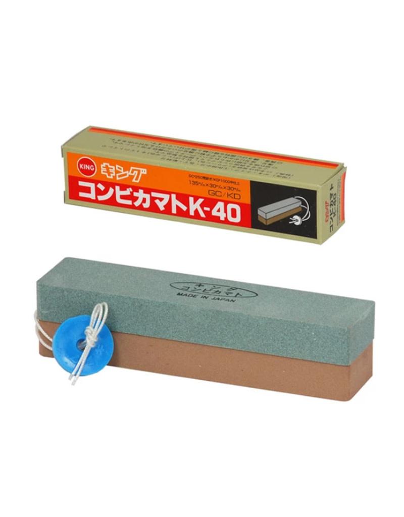Matsunaga Stone Co. King K-40 Combo Stone