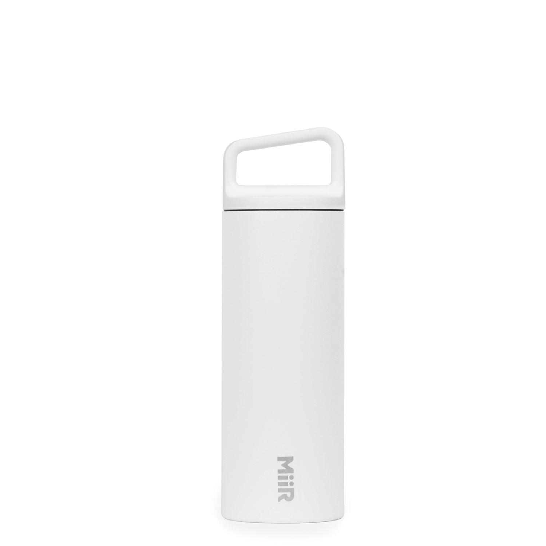 MiiR Wide Mouth Bottle 16oz (473ml) White