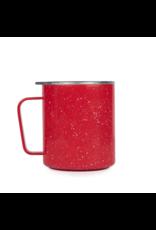 MiiR Camp Cup 12oz Red Speckle