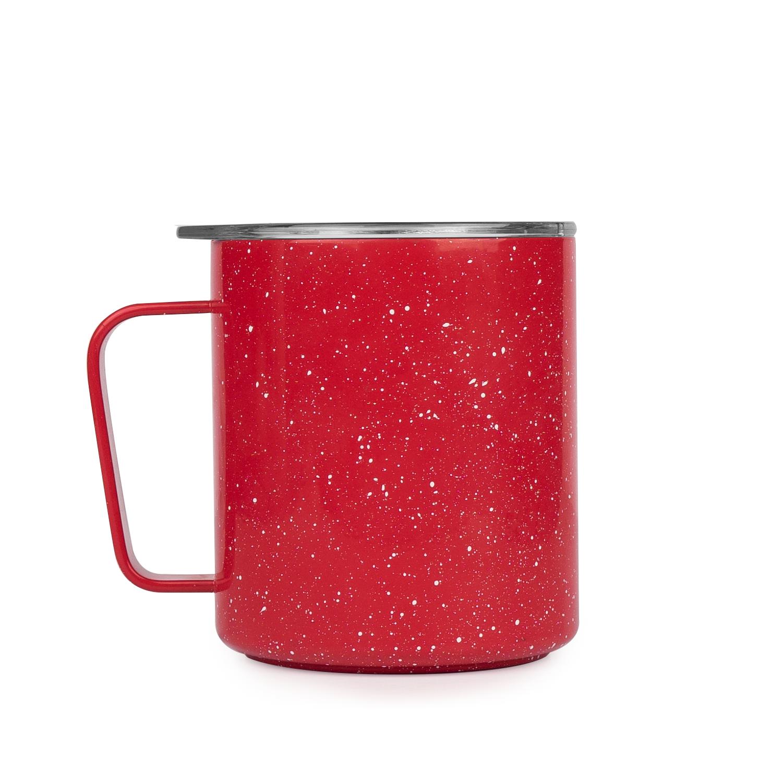 MiiR VI Camp Cup Red Speckle - 354ml (12oz)