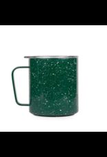 MiiR VI Camp Cup Green Speckle - 354ml (12oz)