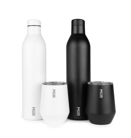 MiiR Wine Bottle 750ml White