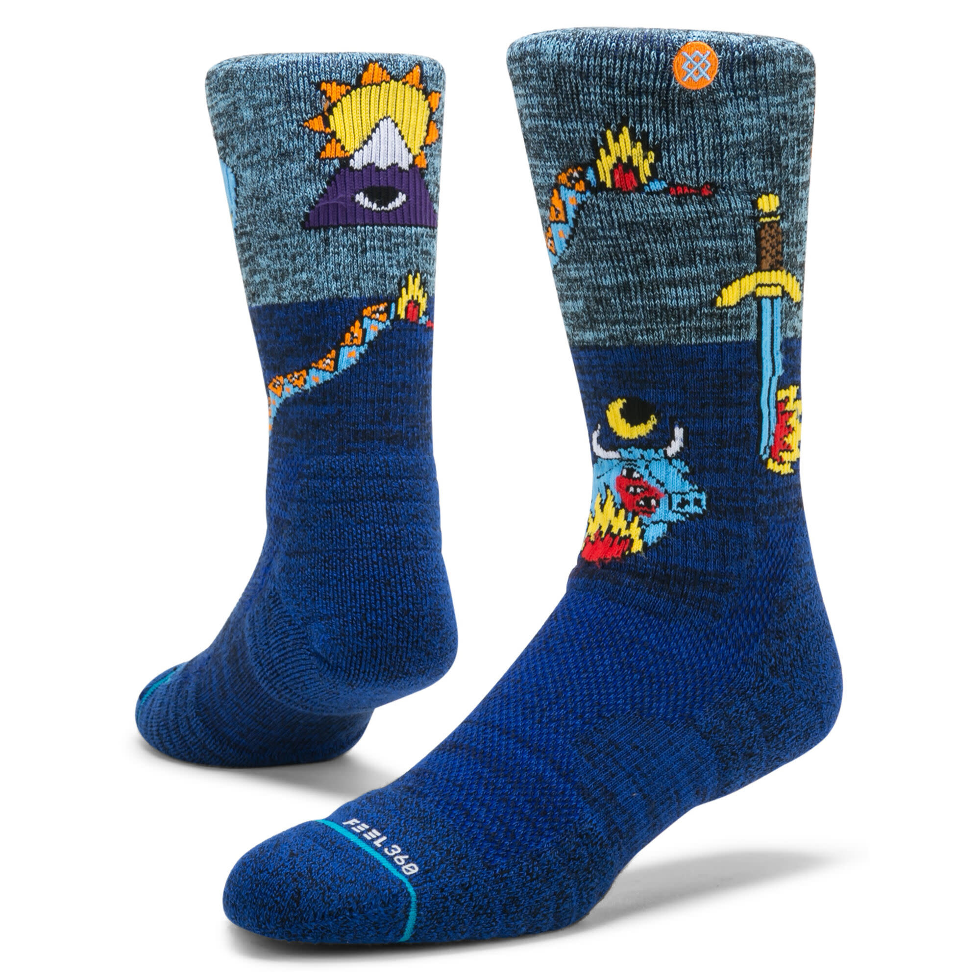 Stance Cavolo Creatures Hike L