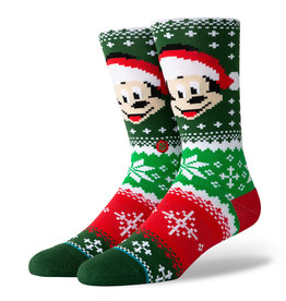 Stance Mickey Claus