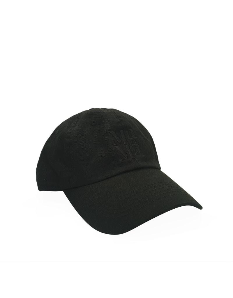 New Era Cap Co. Just Like Mama Custom Dad Hat Black Logo