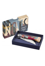 Opinel No 8 Limited Edition Amour By Frank Pellegrino