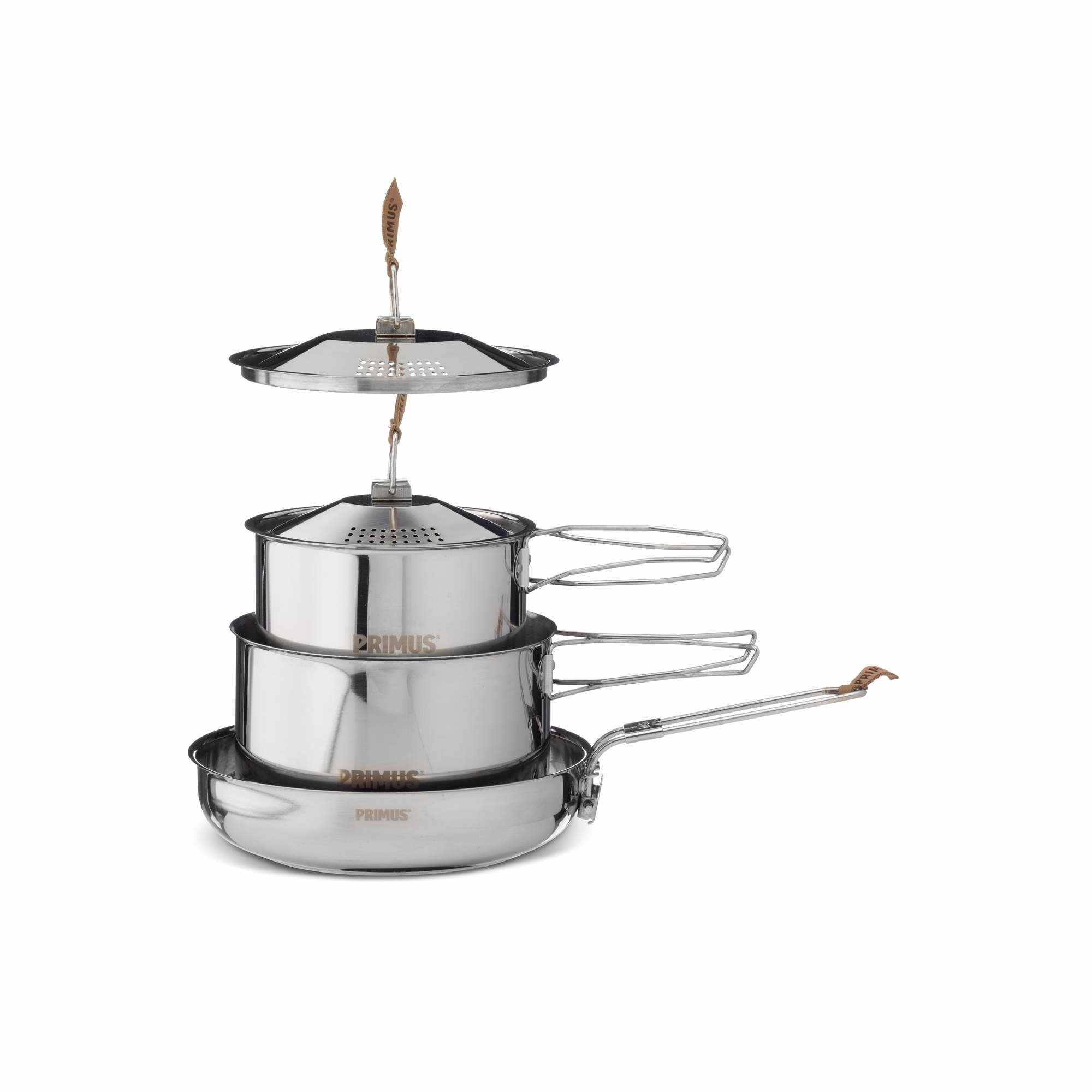 Primus CampFire Cookset Stainless Steel - Small