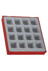 Teng Tools Tool Box TTD Storage Tray 16 Compartments