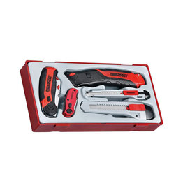 Teng Tools Knife Set 40 Pieces TT Tray