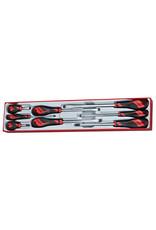 Teng Tools Screwdriver Set 8 Pieces TTX Tray