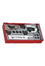 Teng Tools Flaring Tool Set 10 Pieces  TT Tray