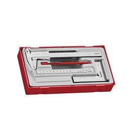 Teng Tools Measuring Set B 4 Pieces