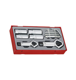 Teng Tools Extractor Set 11 Pieces TT Tray