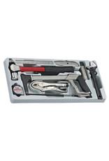 Teng Tools Tool Set General Tools 9 Pieces TTPS tray