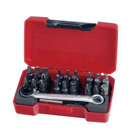 Teng Tools Bits Set 29  Pieces