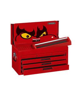 Teng Tools Tool Box Top Box 6 Drawer
