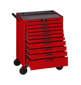 Teng Tools Tool Box Roller Cabinet 10 Drawer