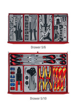 Teng Tools Tool Kit 1300 Piece South African Set
