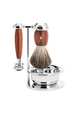 Mühle Shaving Set Vivo 4 piece Pure