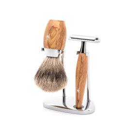 Mühle Shaving Set Kosmo 3 piece Fine