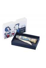 "Opinel No 8 ""France!"" Edition by Ale Giorgini"