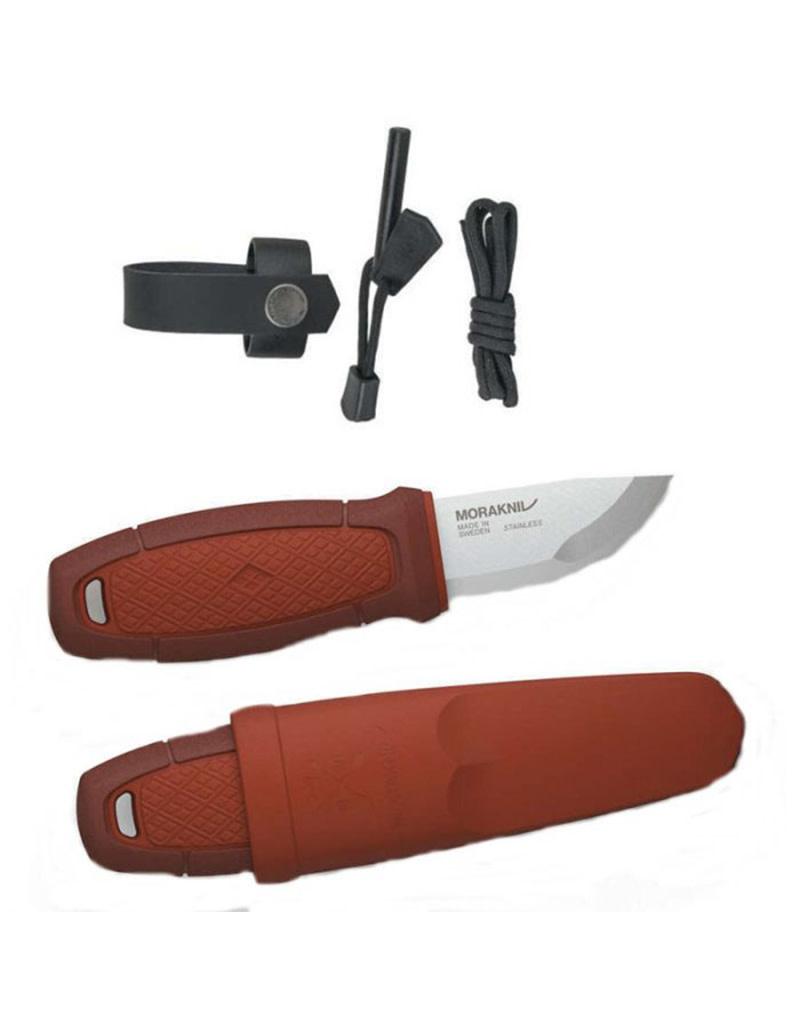 Morakniv Eldris Neck Knife - Red