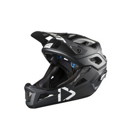 Leatt Helmet DBX 3.0 Enduro Black/ White S 51-55cm