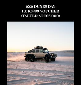 6x6 Dune Day