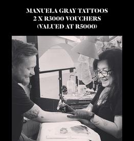 Tattoos by Manuela Gray