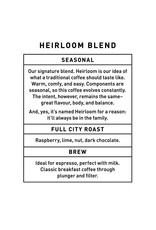 Father Coffee Heirloom Blend