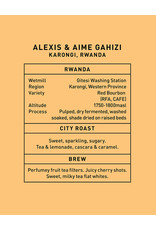 Father Coffee Alexis & Aime Gahizi, Karongi, Rwanda