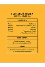 Father Coffee Fernando Ardila, Nariño, Colombia