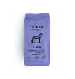 Terbodore Coffee Roasters This Is Africa - Medium/Dark Roast