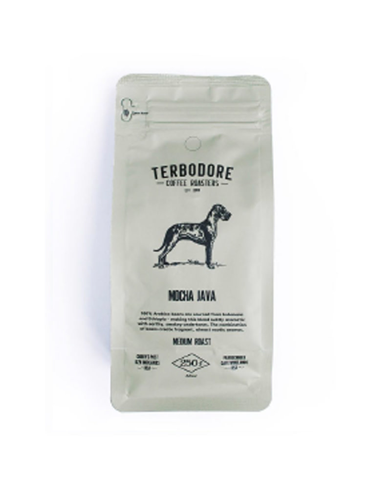 Terbodore Coffee Roasters Mocha Java