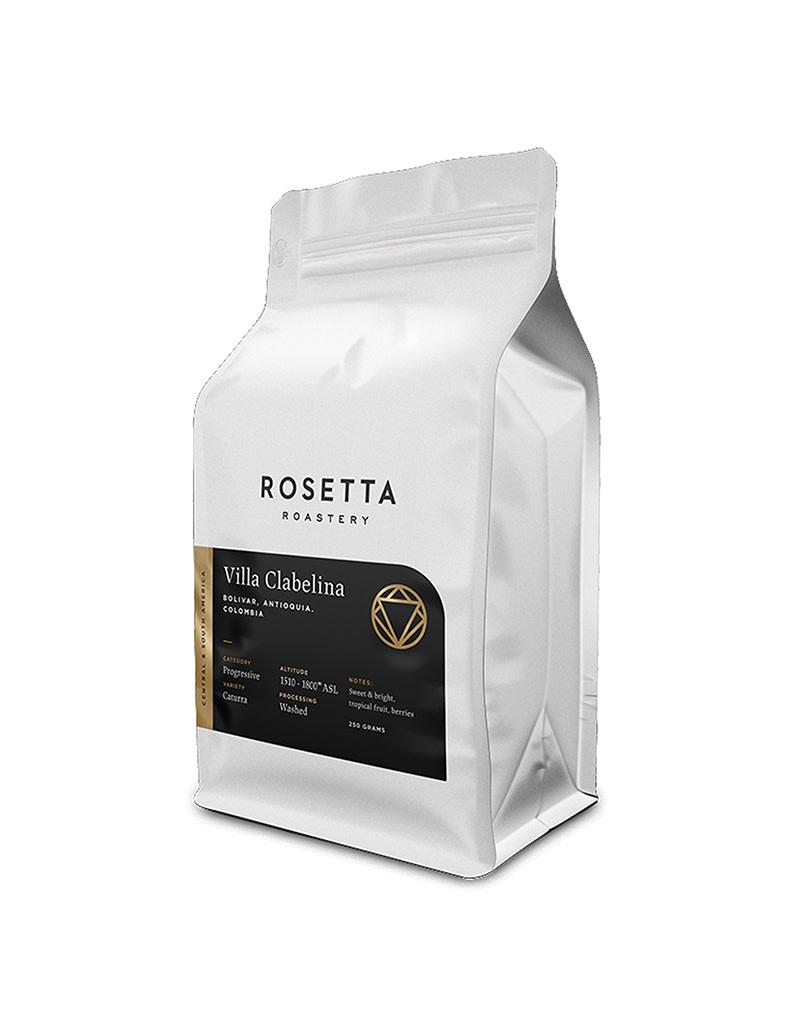 Rosetta Roastery Villa Clabelina, Colombia