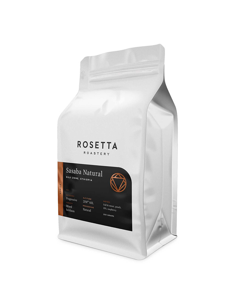 Rosetta Roastery Sasaba Natural, Ethiopia