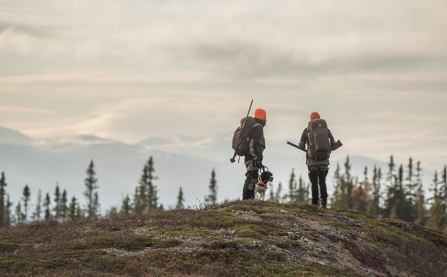Fjällräven Lappland Hybrid Trousers