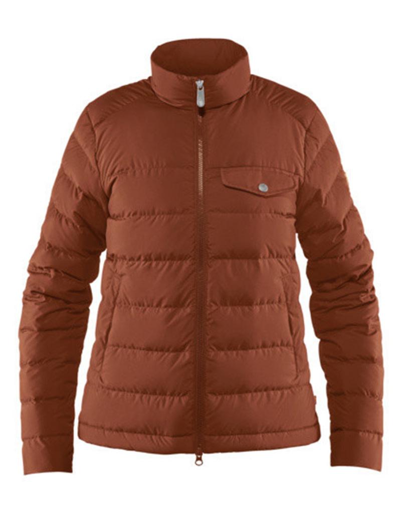 Fjällräven Greenland Down Liner Jacket W Autumn Leaf Large