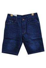 Real + Simple Selvedge Denim Shorts