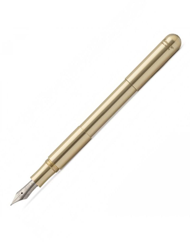 Kaweco Supra Fountain Pen Brass