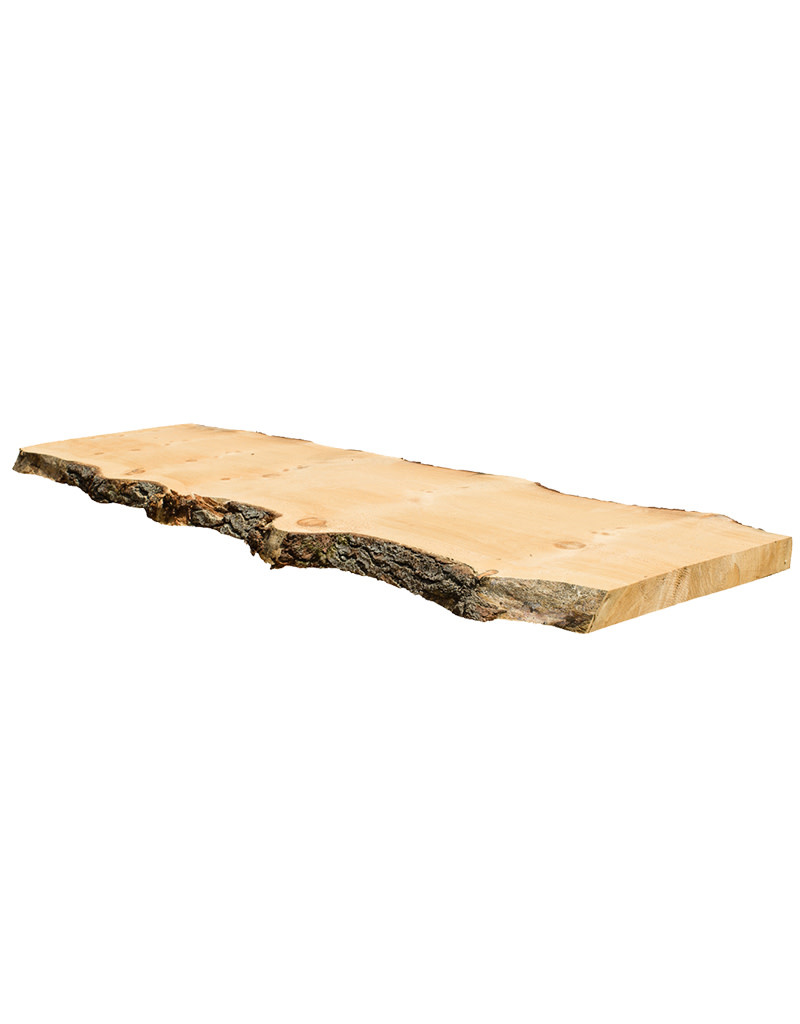 Charls Wood Brothers Black Wood Slab