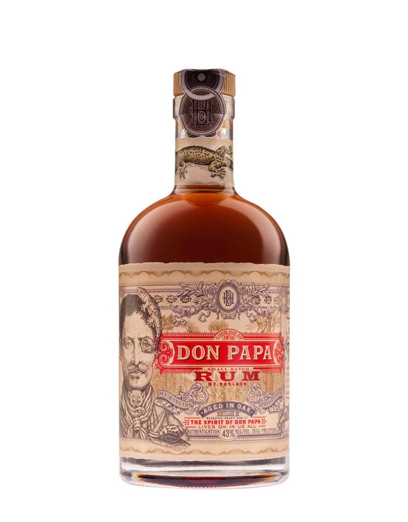 Don Papa Aged Rum 750ml